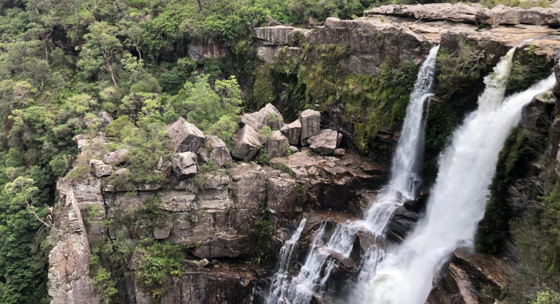 Carringotn Falls