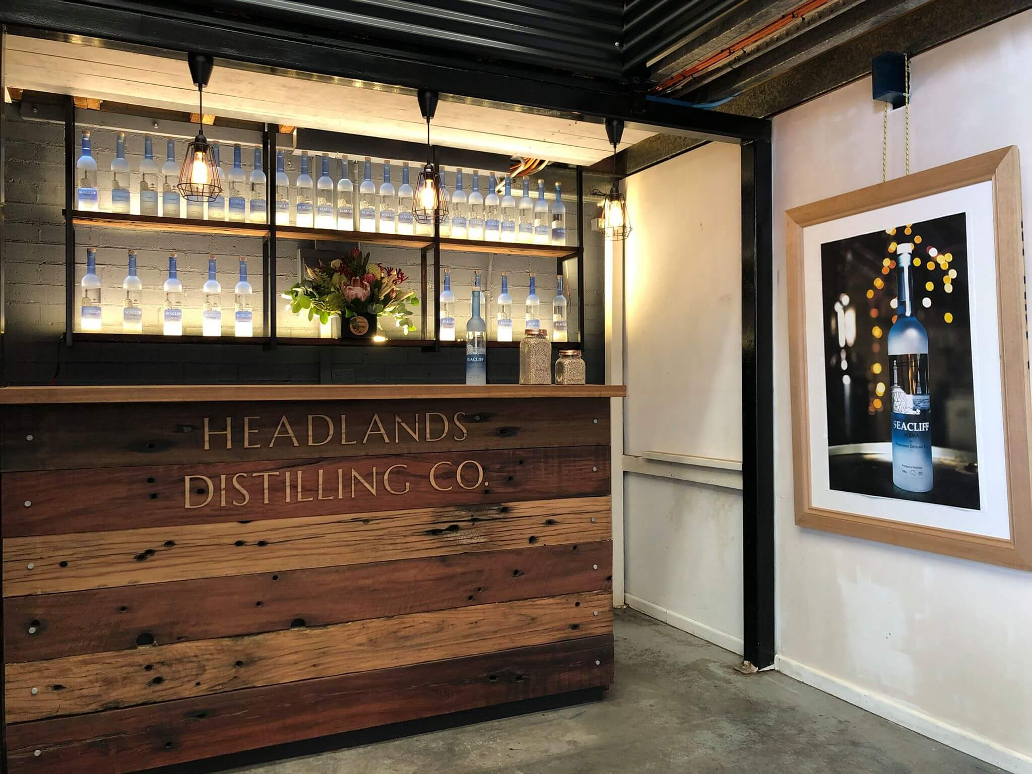 Headlands Distillery have created a gin infused by the Illawarra Plum.
