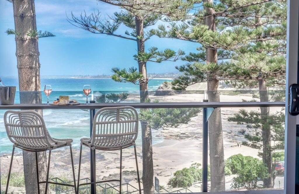 Headlands Hotel at Austinmer Beach