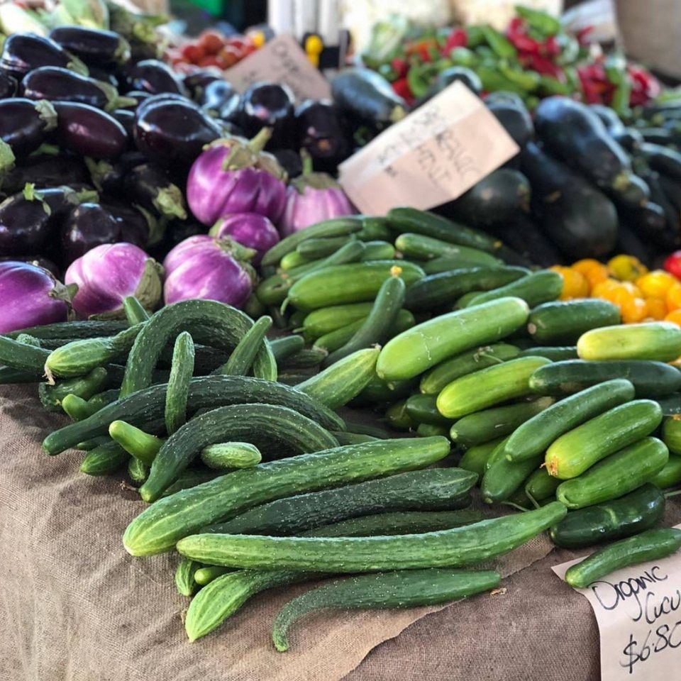 Bulli's Sunday Foragers Market in the Illawarra is on the second Sunday of every month.