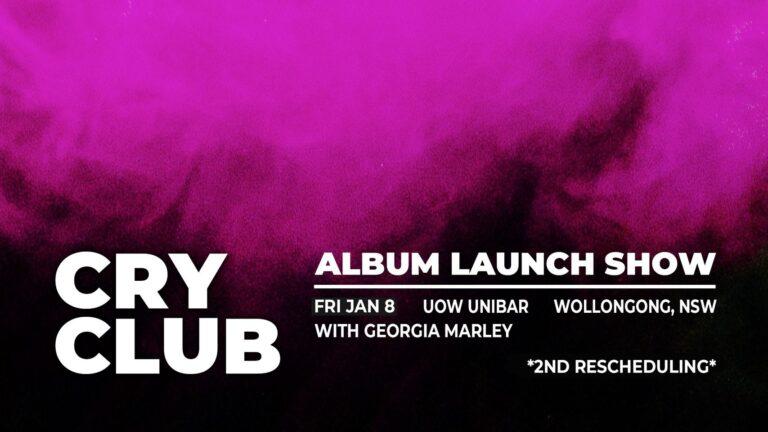the fold illawarra cry club album launch show 768x432