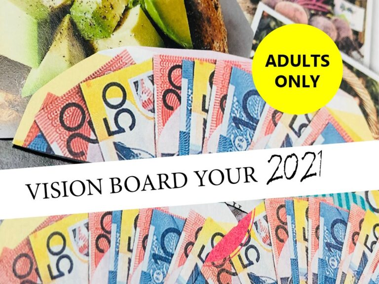 the fold illawarra vision board your 2021 shellharbour village 768x576