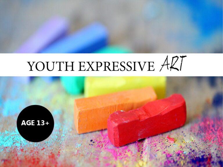 the fold illawarra youth expressive art experience 768x576