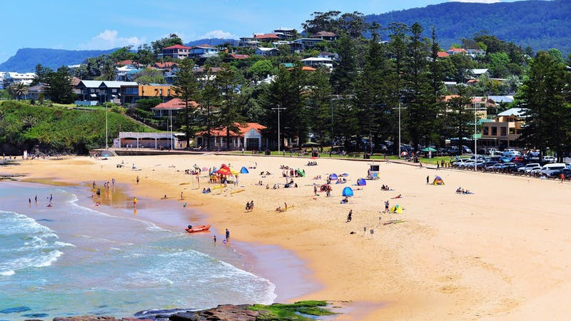 Austinmer is a small and beautiful northern suburb of Wollongong.