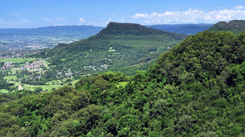 Mount Kembla is a beautiful, rural residential area in the Wollongong region.