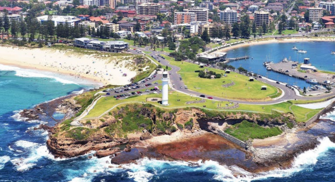 From Lilyvale to Windang, a rundown of the towns and villages in the Wollongong City Council area of the Illawarra.