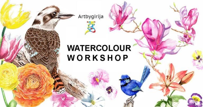 the fold illawarra art by girija kulkarnis watercolour workshop 768x406