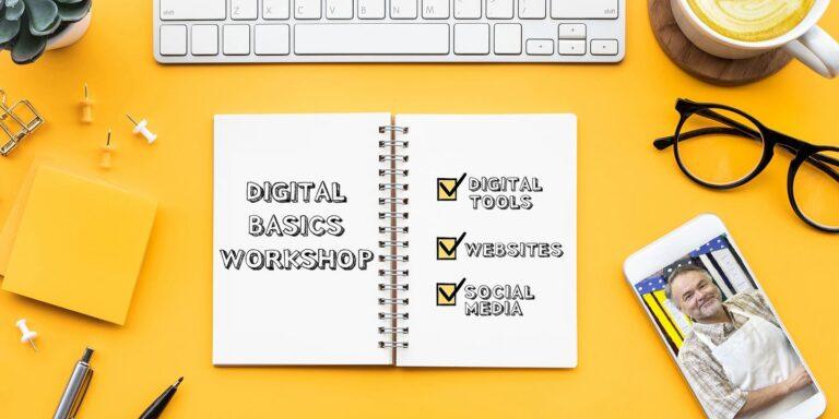 the fold illawarra digital basics workshop online event 768x384