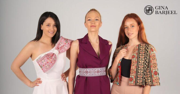 the fold illawarra fashion parade gina barjeel ethical clothing 768x402