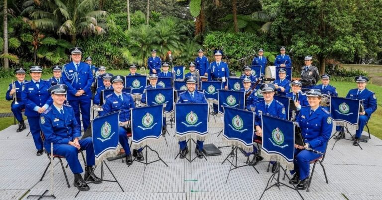 the fold illawarra music in the morning nsw police band 768x402
