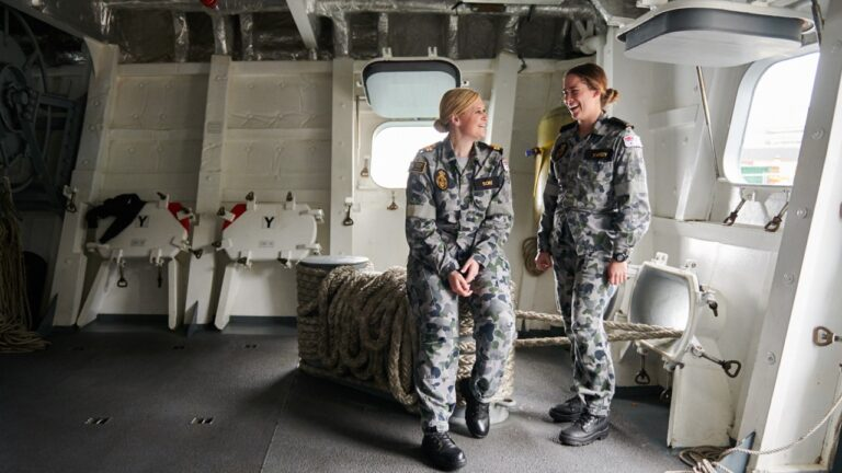 the fold illawarra navy officer virtual info session 768x432