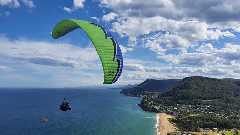 the fold illawarra tandem paragliding experience 768x432