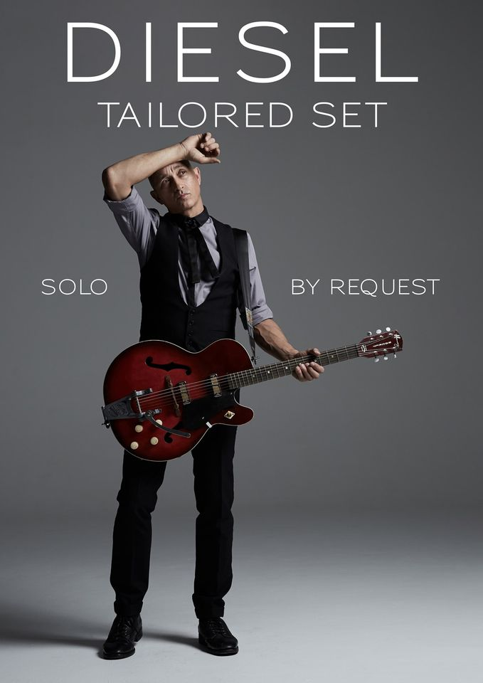 the fold illawarra diesel tailored set solo by request