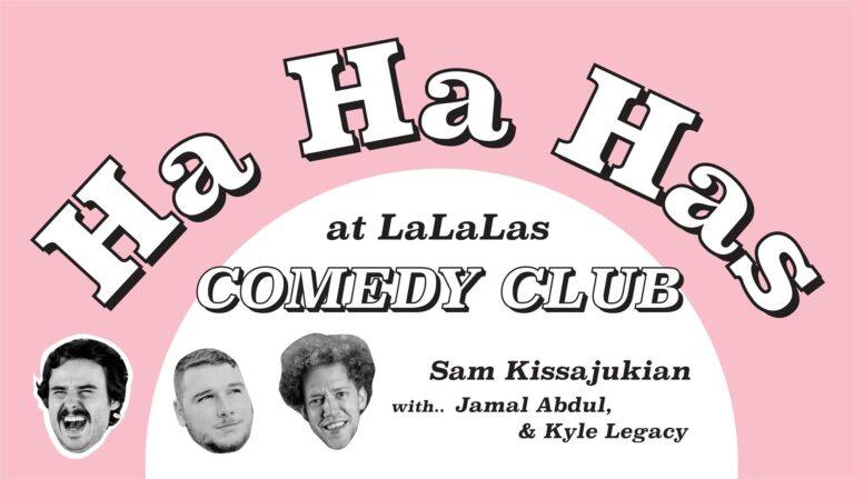 the fold illawarra ha ha has comedy club w sam kissajukian kyle legacy jamal abdul 768x431