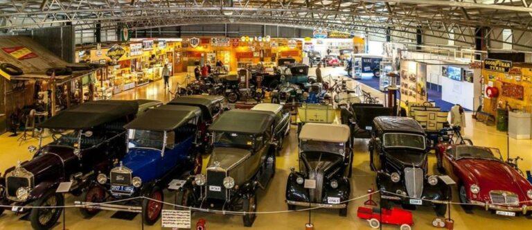 the fold illawarra australian motor life museum 768x332