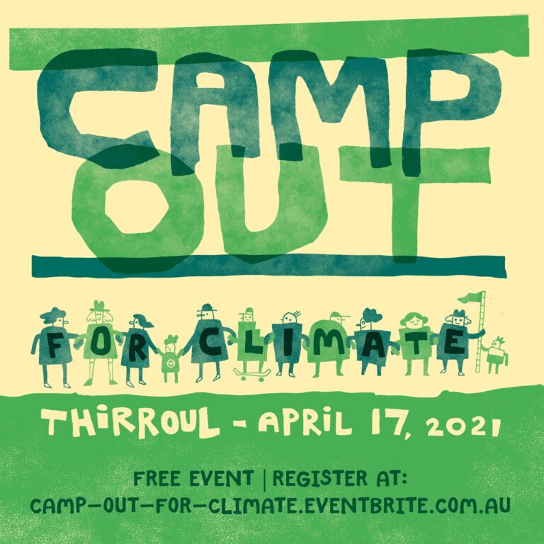 the fold illawarra camp out for climate 768x768