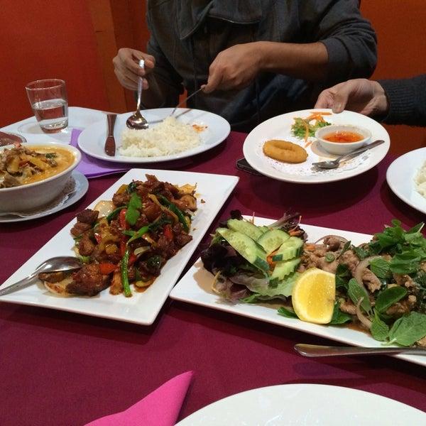 the fold illawarra dhok koon thai restaurant