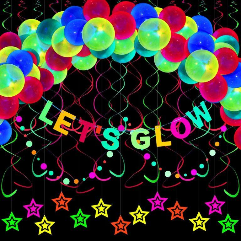 the fold illawarra kids glow party school holiday disco 768x768