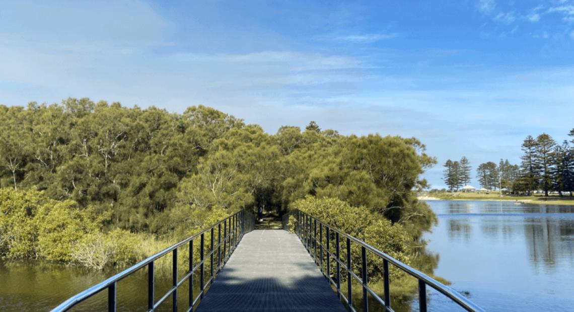Puckeys Estate Nature Reserve Walk