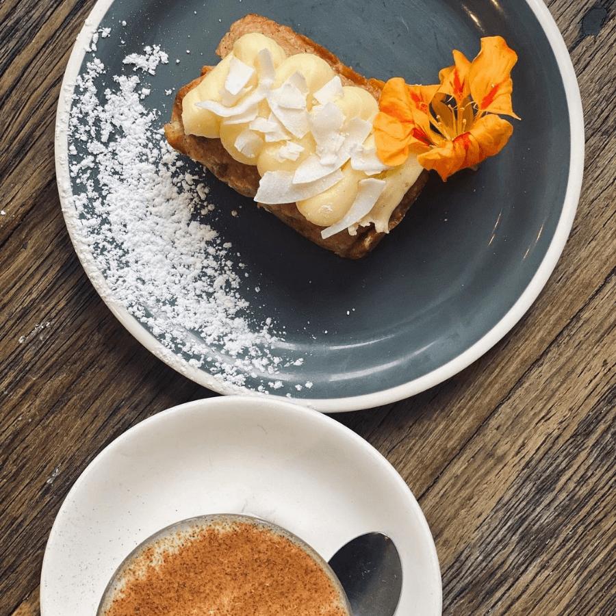 Lettuce B. Frank Wholefoods Café, Wollongong
