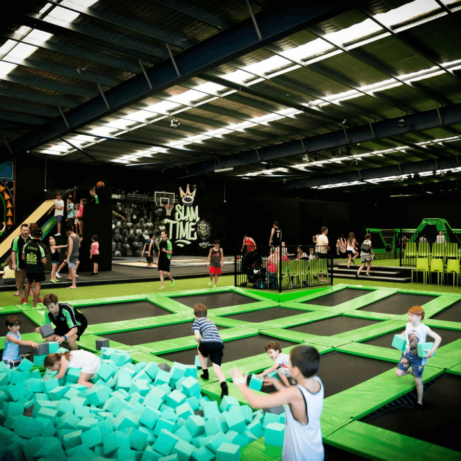 Flip Out, Albion Park Rail and North Wollongong