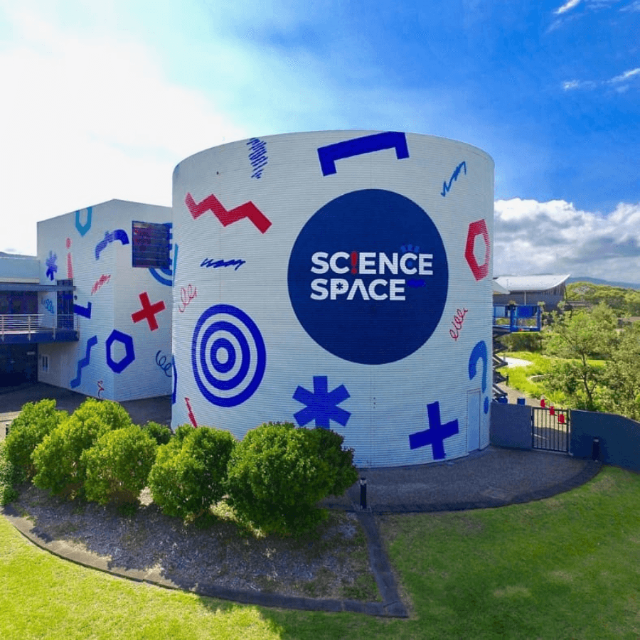 Science Space, North Wollongong