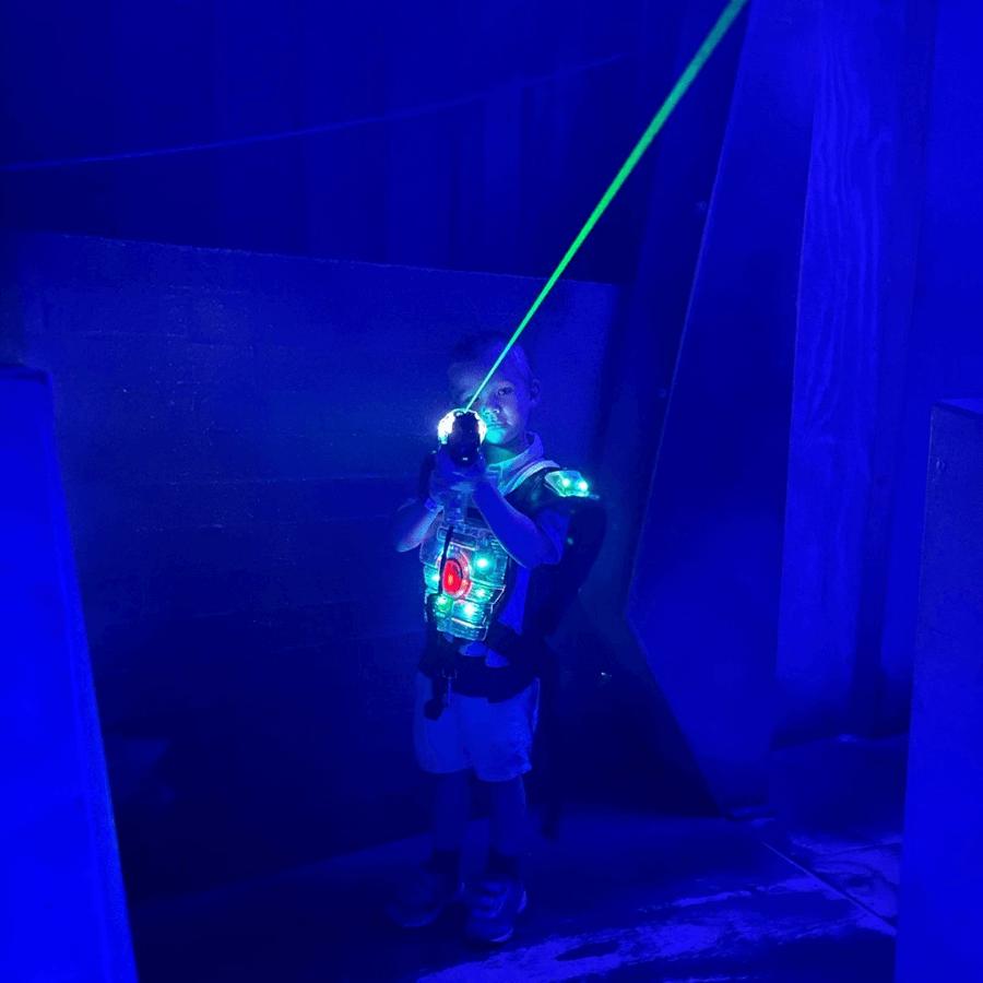 Revolution Laser, Wollongong