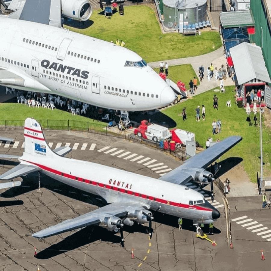 HARS Aviation Museum, Albion Park