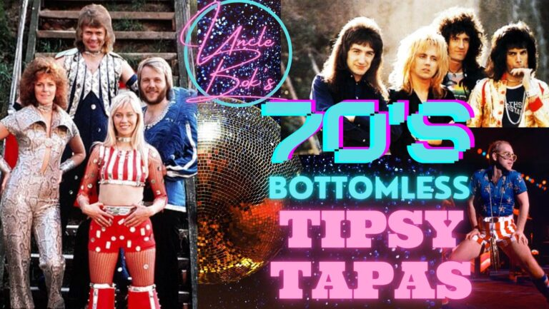 the fold illawarra 70s tipsy tapas purple tom collins sangria and beer 768x433
