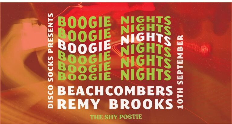 the fold illawarra disco socks presents boogie nights 768x411