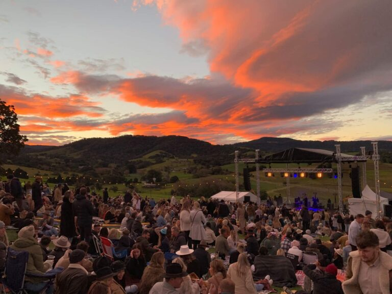 the fold illawarra easter long weekend 2022 at crooked river wines 768x576