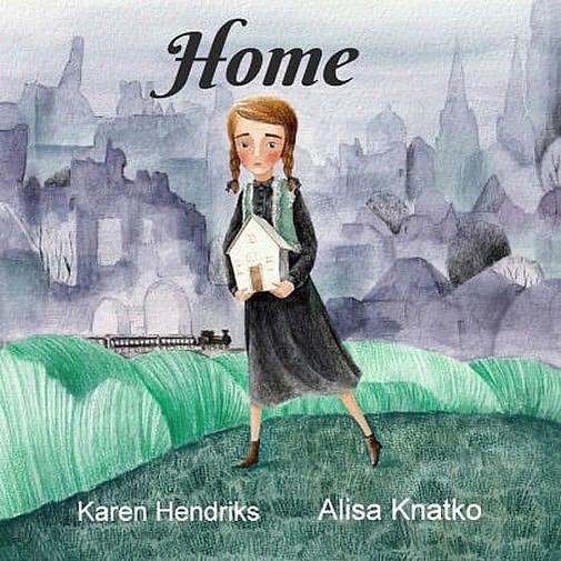 Local Author Karen Hendriks