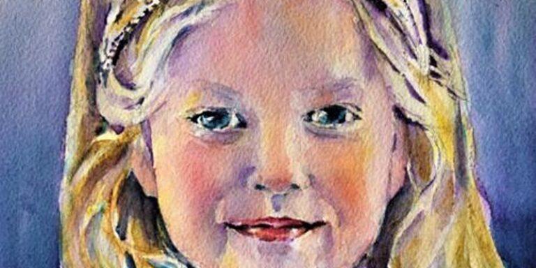 the fold illawarra online workshop portraiture in watercolours with ann clarke 768x384