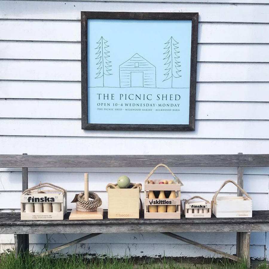 The Picnic Shed Stores in Berry